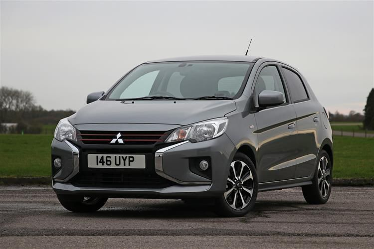 Mitsubishi Mirage Hatch 5Dr 1.2  71PS Design Pro 5Dr Manual [Start Stop]