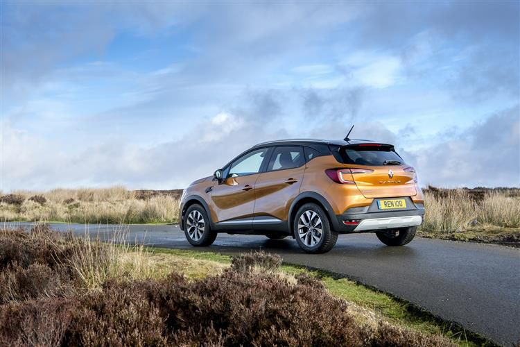 Renault Captur SUV 1.0 TCe 90PS S Edition 5Dr Manual [Start Stop]