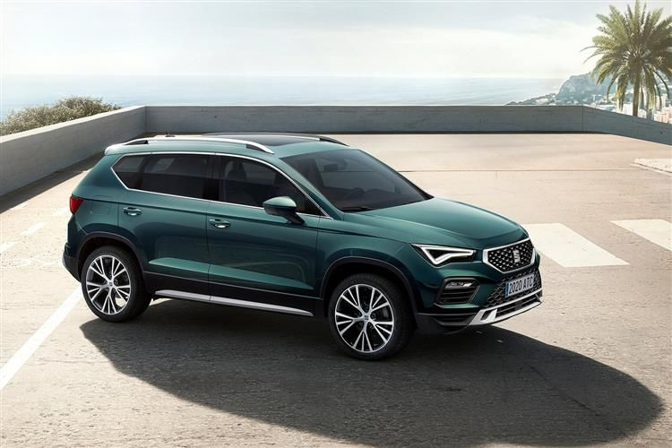 SEAT Ateca SUV 2.0 TDI 115PS SE 5Dr Manual [Start Stop]
