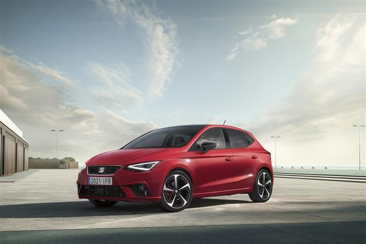 SEAT Ibiza Hatch 5Dr 1.0 TSI 110PS XCELLENCE 5Dr DSG [Start Stop]
