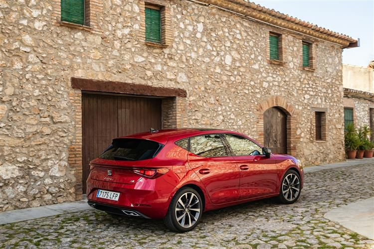SEAT Leon Hatch 5Dr 1.0 eTSI MHEV 110PS XCELLENCE Lux 5Dr DSG [Start Stop]