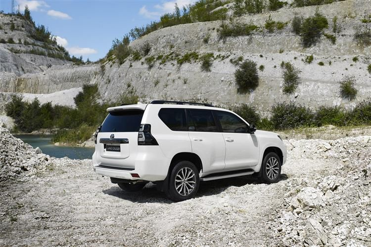 Toyota LandCruiser LCV LWB 4wd 2.8 D 4WD 177PS Active Van Auto [2Seat]
