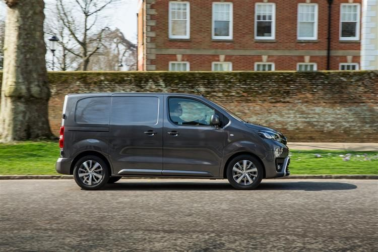 Toyota PROACE Medium 1.5 D FWD 120PS Icon Van Manual [Start Stop]