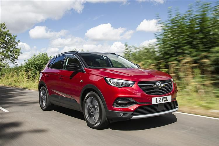 Vauxhall Grandland X SUV 1.2 Turbo 130PS SRi Nav 5Dr Manual [Start Stop]