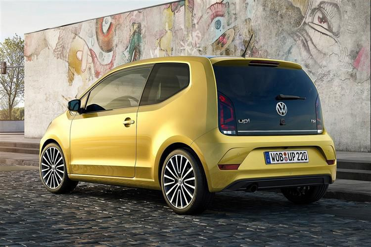 Volkswagen up! Hatch 5Dr Elec 36.8kWh 60KW 82PS e-up! 5Dr Auto