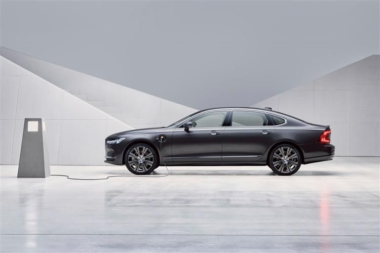 Volvo S90 Saloon 2.0 D4 190PS R DESIGN Plus 4Dr Auto [Start Stop]