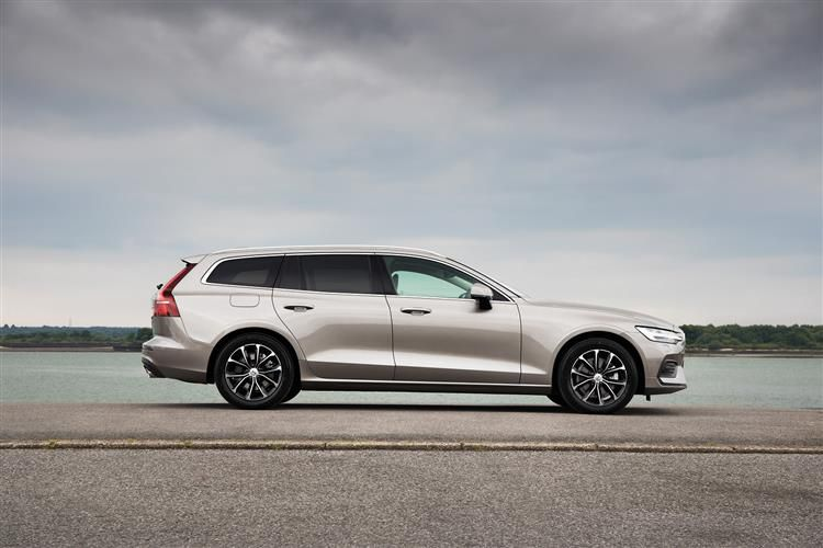 Volvo V60 Estate 2.0 B4 MHEV 197PS Momentum 5Dr Auto [Start Stop]