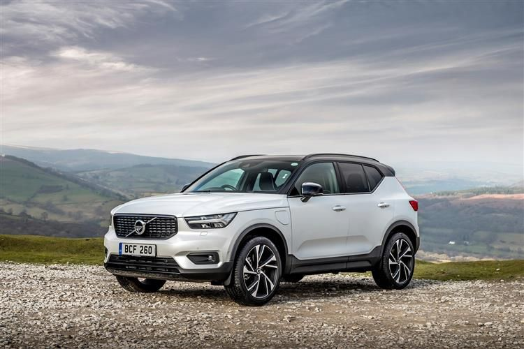 Volvo XC40 SUV 1.5 T3 163PS R DESIGN 5Dr Manual [Start Stop]