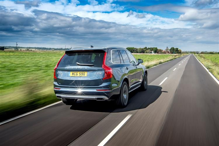 Volvo XC90 SUV 2.0 B5 MHEV 235PS Inscription Pro 5Dr Auto [Start Stop]