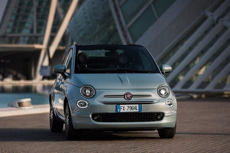 Fiat 500 Hatch 3Dr 1.0 MHEV 70PS Star 3Dr Manual [Start Stop]