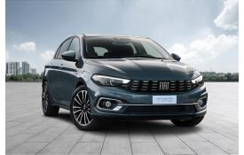 Fiat Tipo Hatchback car leasing