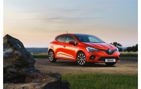 Renault Clio Hatchback car leasing