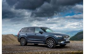 Volvo XC90 SUV car leasing
